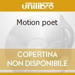 Motion poet cd musicale di Peter Erskine