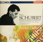 Son. compl. per pf.: vol. 3^- m.dalberto cd musicale di Schubert