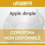 Apple dimple cd musicale di Toots Thielemans