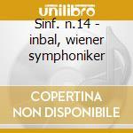 Sinf. n.14 - inbal, wiener symphoniker cd musicale di Shostakovich
