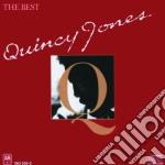Quincy Jones - The Best Of cd musicale di Quincy Jones