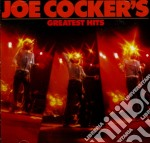 Joe Cocker - Greatest Hits cd musicale di Joe Cocker