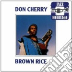Don Cherry - Brown Rice cd musicale di Don Cherry