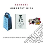 Squeeze - Greatest Hits cd musicale di SQUEEZE