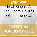 Opera house prima voce cd musicale di Artisti Vari