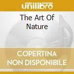 THE ART OF NATURE cd musicale di GETTEL MICHAEL