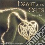 HEART OF THE CELTS cd musicale di ARTISTI VARI