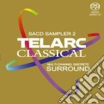Classical sampler 2/sacd cd musicale di Artisti Vari