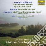 Musica per orchestre cd musicale di Williams-satie-barber