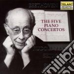 5 concerti per piano cd musicale di Beethoven