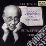 Serkin Rudolf / Boston Symphony Orchestra / Ozawa Seiji - Beethoven: Concerto Per Piano N. 5 cd musicale di Beethoven