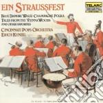 Cincinnati Pops Orchestra / Kunzel Erich - Cincinnati Pops Orchestra / Kunzel Erich-ein Straussfest cd musicale di Family Strauss