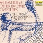 Cincinnati Pops Orchestra / Kunzel Erich - William Tell & Other Favorite Overtures cd musicale di Kunzel/cincinnati pops orchest