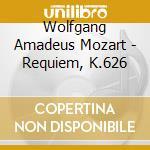 Requiem, k.626 cd musicale di Wolfgang Amadeus Mozart