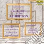 Atlanta Symphony Orchestra / Levi Yoel - Atlanta Symphony Orchestra / Levi Yoel-mussorgsky: Quadri Di Un'esposizione cd musicale di Mussorgsky