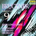 SINF.N.9 LOPEZ-COBOS(O)-CINCINNATI S cd musicale di BRUCKNER