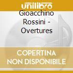 Atlanta Symphony Orchestra / Levi Yoel - Atlanta Symphony Orchestra / Levi Yoel-rossini: Overtures cd musicale di Gioachino Rossini