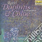 Daphnis et chloe cd musicale di Ravel