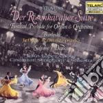 Rosenkavalier, der suite cd musicale di Richard Strauss