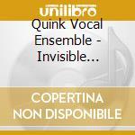 Invisible cities/quink cd musicale di Artisti Vari