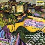 Bachianas brasileiras cd musicale di Lobos Villa