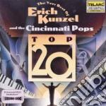 Cincinnati Pops Orchestra / Kunzel Erich - Cincinnati Pops Orchestra / Kunzel Erich-the Very Best Of Erich Kunzel cd musicale di Artisti Vari