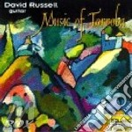 Music of moreno torroba cd musicale di David Russel