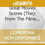 Great movie scores cd musicale di Kunzel erich & cincinnati