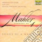 Atlanta Symphony Orchestra / Levi Yoel - Mahler: Sinfonia N.4 cd musicale di Mahler