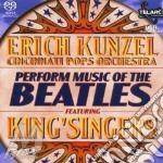 The music of beatles cd musicale di Erich Kunzel