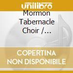 Mormon tabernacle choir christ cd musicale di Artisti Vari
