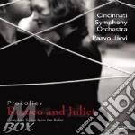 Romeo e giulietta 1,2&3/sacd cd musicale di Prokofiev
