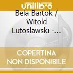 Concerto for orchestra cd musicale di Bartok