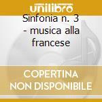 Sinfonia n. 3 - musica alla francese cd musicale di Saint saens - couper