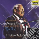 Oscar Peterson - Saturday Night At The Blue Note cd musicale di Oscar Peterson