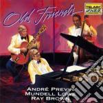 Andre Previn - Old Friends cd musicale di Andre' Previn