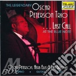 Oscar Peterson - Last Call - Live At The Blue Note cd musicale di Oscar Peterson