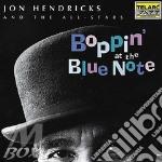 Boppin' cd musicale di HENDRICKS JON & THE ALL STARS