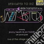 Lionel Hampton - Dedicated To Diz - Live At The Village Vanguard cd musicale di Hampton slide & the