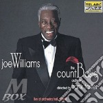 Count Basie Orchestra - Live At Orchestra Hall, Detroit cd musicale di Joe Williams