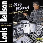 Live from new york cd musicale di Bellson louie and hi