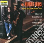 Wayne Jackson & Andrew Love - The Memphis Horns cd musicale di Love a. Jackson w.