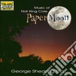 Paper moon cd musicale di George Shearing