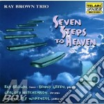 SEVEN STEPS TO HEAVEN cd musicale di Ray Brown