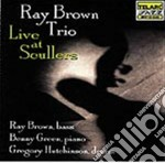 Ray Brown - Live At Scullers cd musicale di Ray Brown
