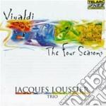 Jacques Loussier - Plays Vivaldi cd musicale di Jacques Loussier