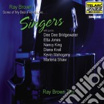 SOME OF MY BEST FRIENDS ARE.. cd musicale di Ray Brown