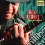 Blues on my back cd musicale di Turner Troy