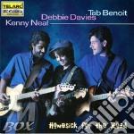 Benoit / Davies / Neal - Homesick For The Road cd musicale di Benoit tab/davies de