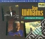 Triple play joe williams cd musicale di Joe Williams